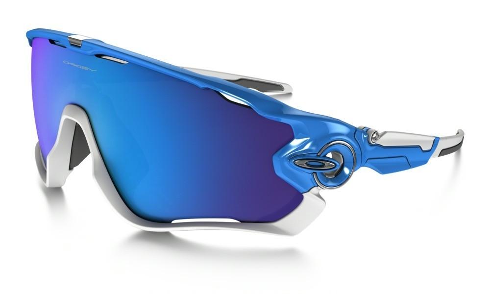 Oakley Jawbreaker SKY Sapphire Iridium OO9290-02
