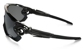 Oakley Jawbreaker Polished Black Black Iridium Polarized č.4