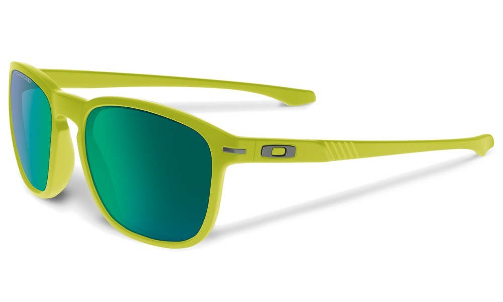 Oakley Enduro Matte Fern Jade Iridium Polarized