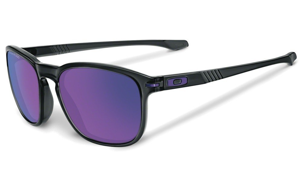 Oakley Enduro Black Ink Violet Iridium Polarized