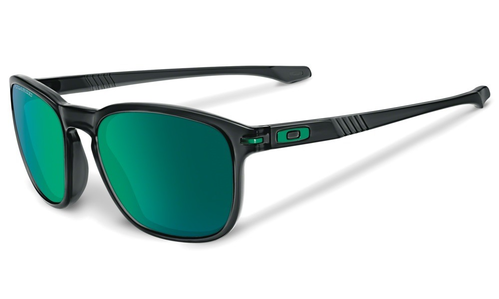 Oakley Enduro Black Ink Jade Iridium Polarized