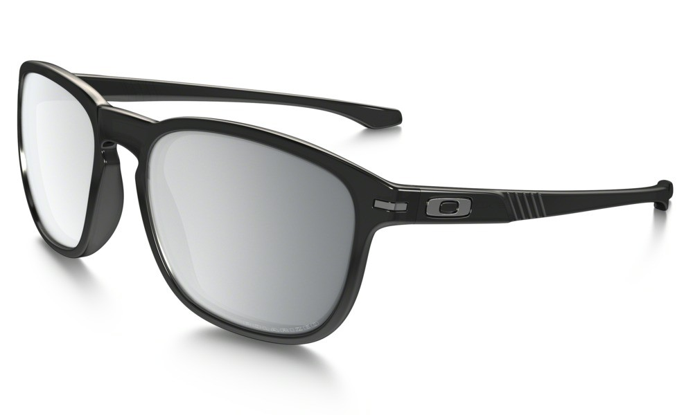 Oakley Enduro Polished Black Black Iridium Polarized
