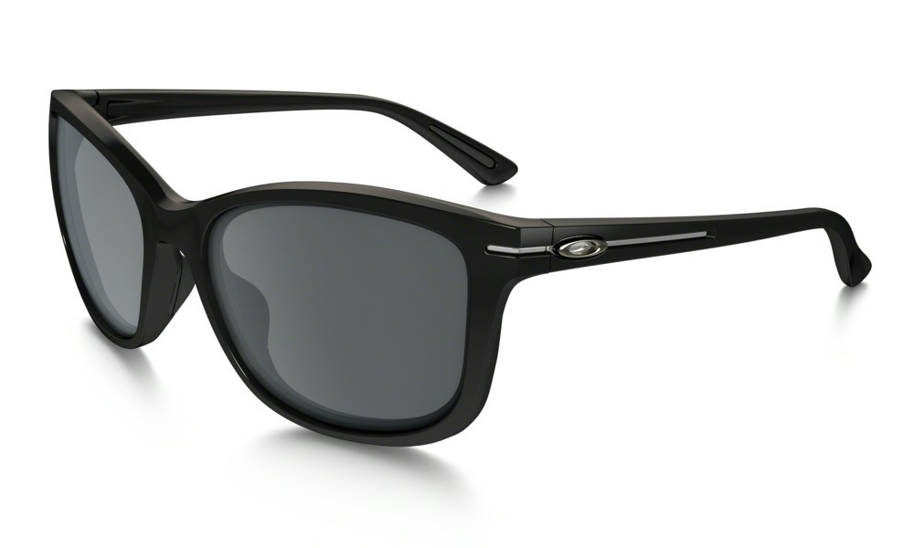 Oakley Drop In Polished Black Black Iridium