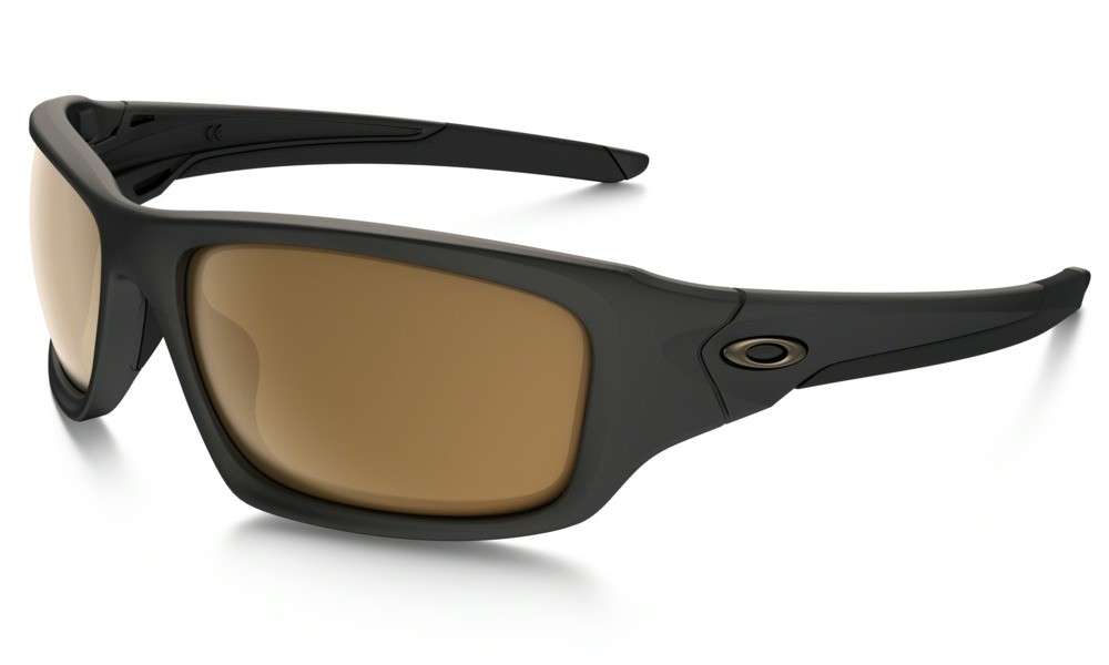Oakley Valve Matte Black Dark Bronze