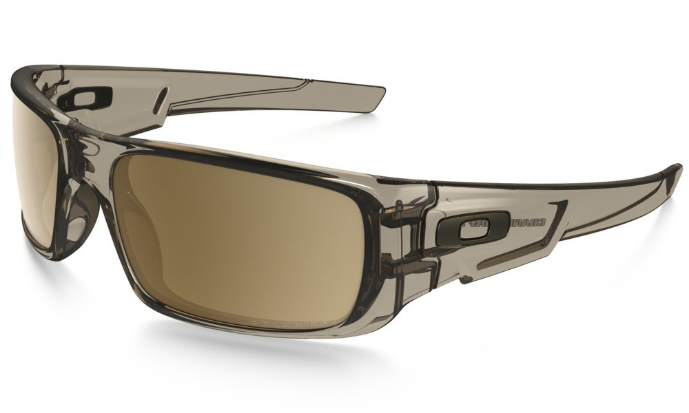 Oakley Crankshaft Brown Smoke Tungsten Iridium Polarized