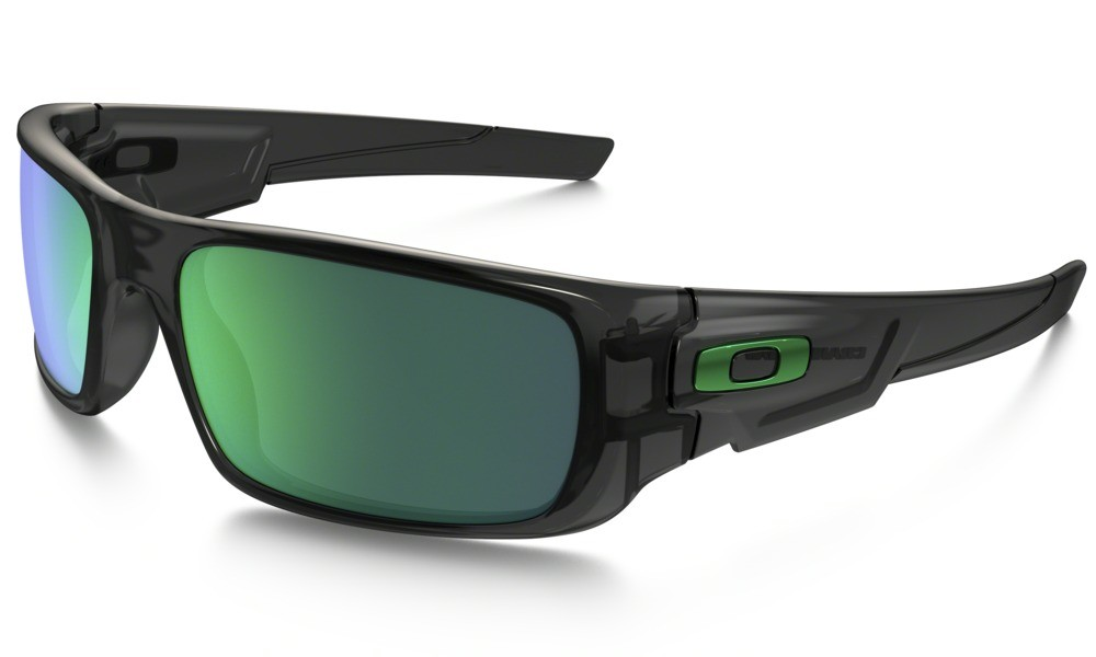 Oakley Crankshaft Black Ink Jade Iridium