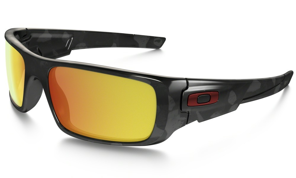 Oakley Crankshaft Shadow Camo Fire Iridium