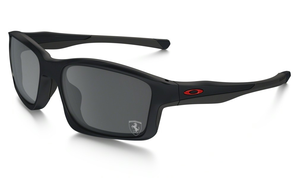 Oakley Chainlink Matte Steel Black Iridium