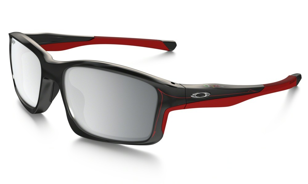 Oakley Chainlink Polished Black Chrome Iridium