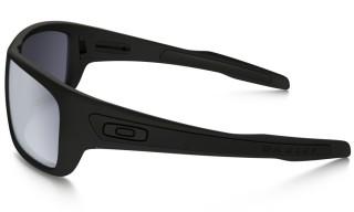 Oakley Turbine Matte Black Grey Polarized č.4