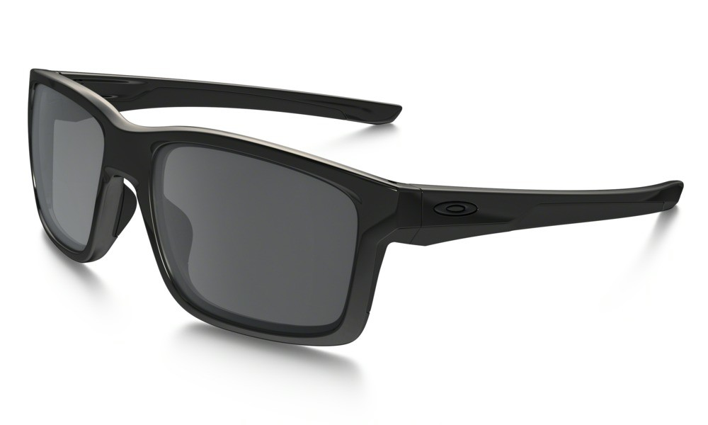 Oakley Mainlink Polished Black Black Iridium