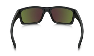Oakley Mainlink Matte Black Ruby Iridium Polarized č.3