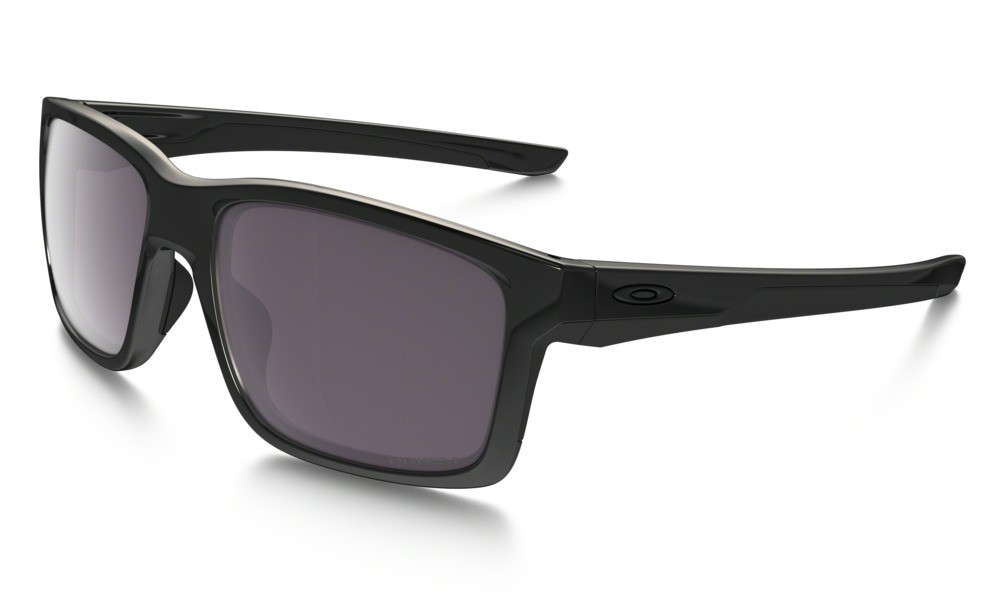 Oakley Mainlink Polished Black Prizm Daily Polarized