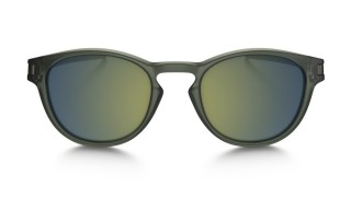 Oakley Latch Matte Olive Ink Emerald Iridium č.2
