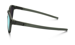 Oakley Latch Matte Olive Ink Emerald Iridium č.4