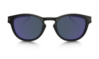 Oakley Latch Matte Black Violet Iridium č.2
