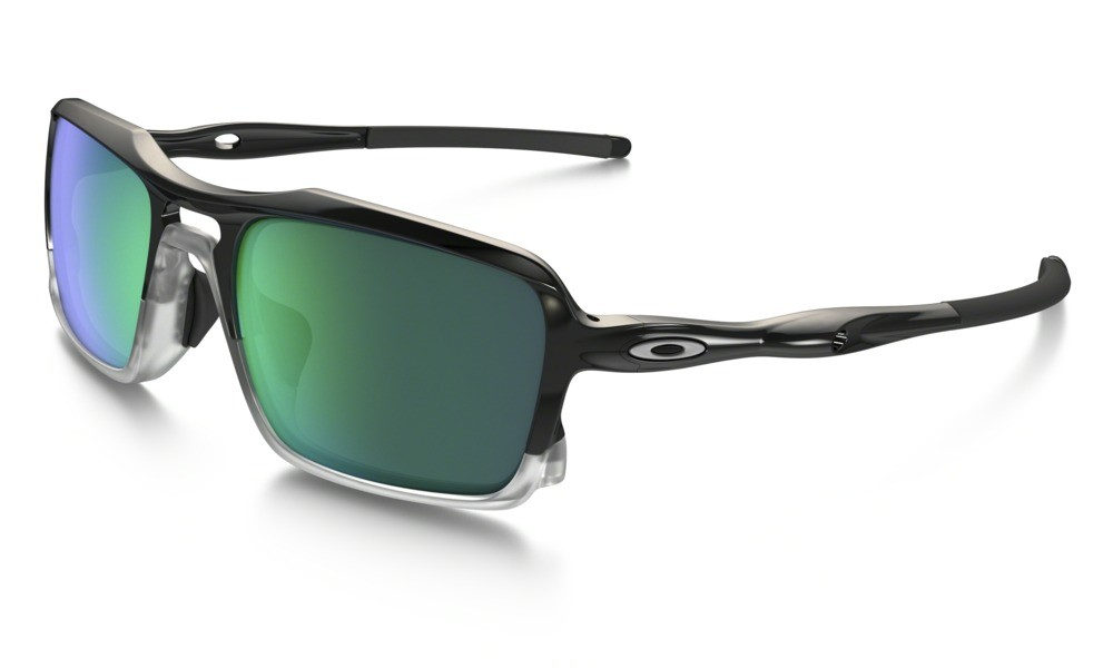 Oakley Triggerman Polished Black Jade Iridium