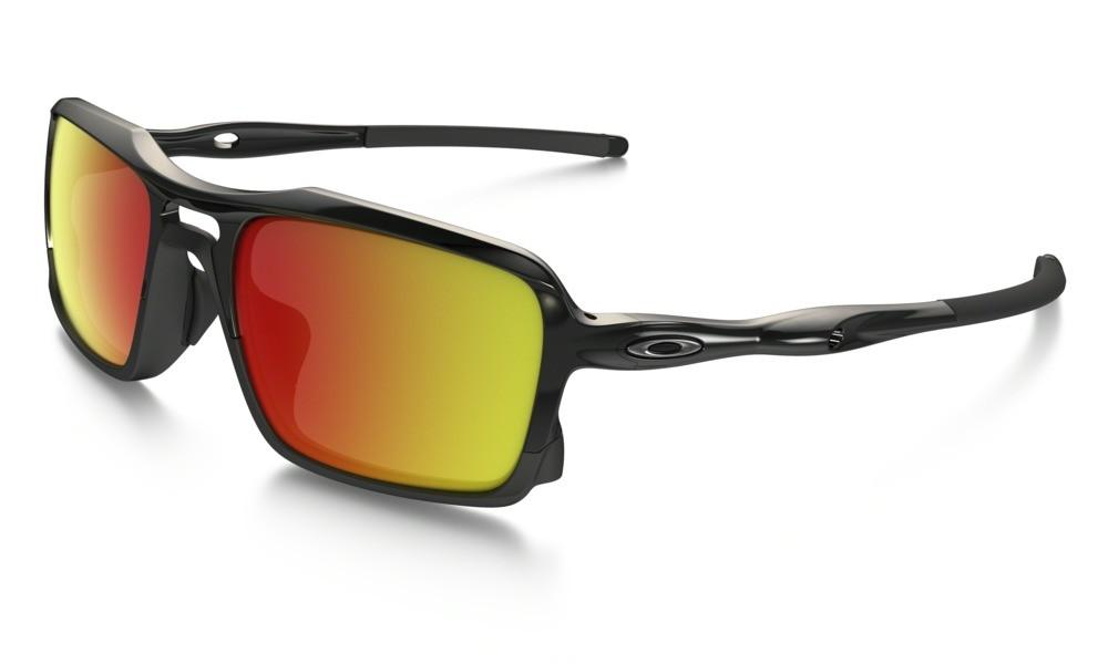 Sluneční brýle Oakley Triggerman Polished Black Ruby Iridium
