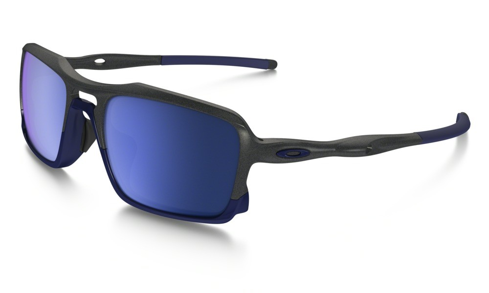 Oakley Triggerman Steel /Matte Navy Ice Iridium