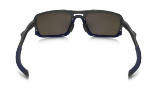 Oakley Triggerman Steel /Matte Navy Ice Iridium č.3