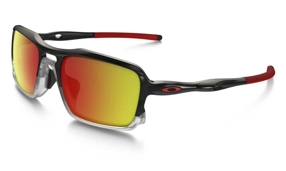 Oakley Triggerman Black Ink Clear Ruby Iridium