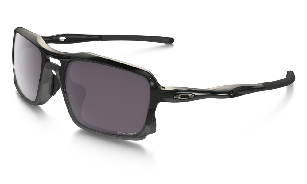 Oakley Triggerman Polished Black Prizm Daily Polarized