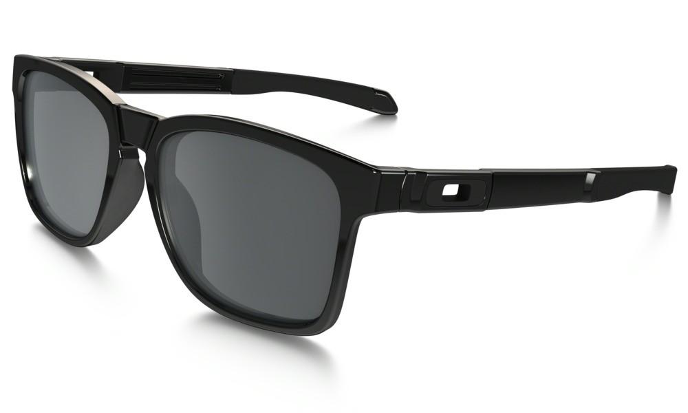 Sluneční brýle Oakley Catalyst Polished Black Black Iridium
