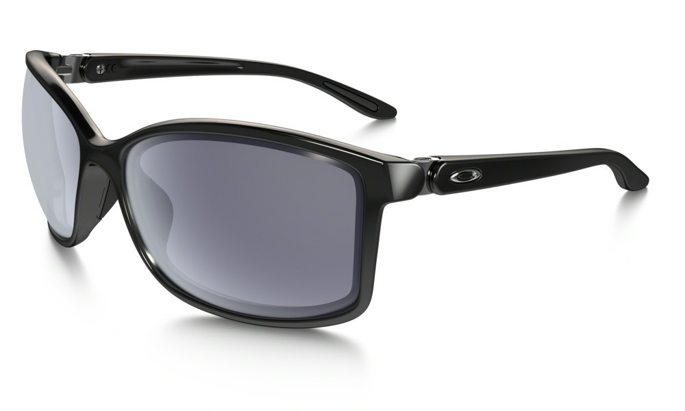 Oakley Step Up Polished Black Grey