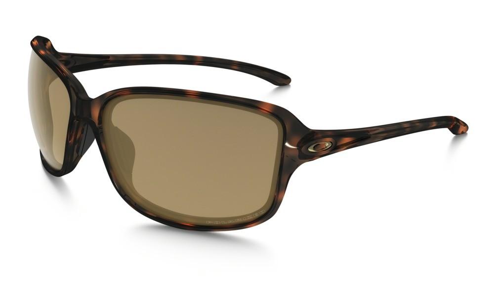 Oakley Cohort Polished Black VR28 Black Iridium Polarized