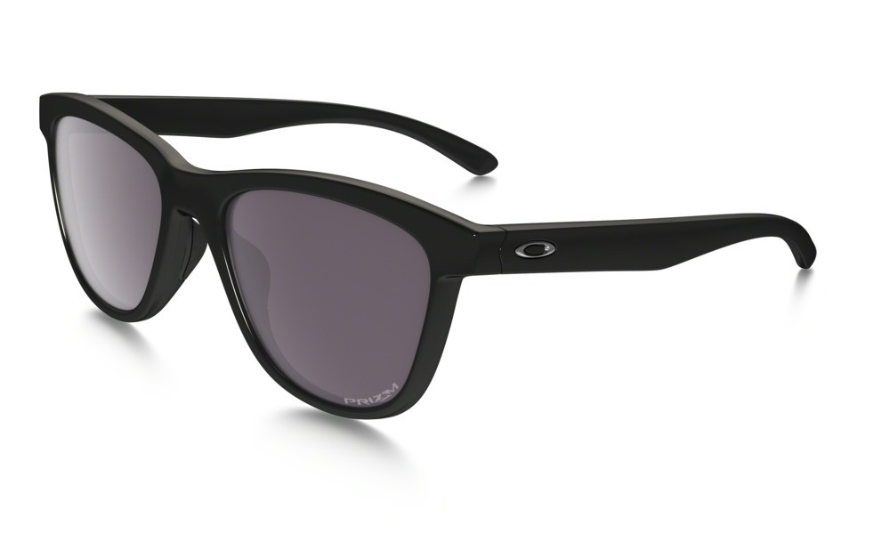 Oakley Moonlighter Polished Black Prizm Daily Polarized
