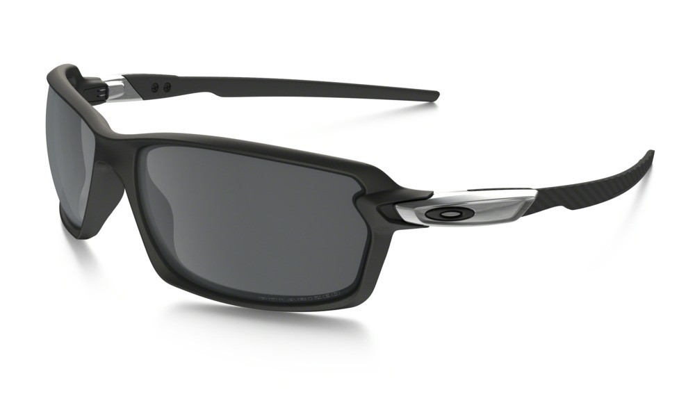 Oakley Carbon Shift Matte Black Black Iridium Polarized