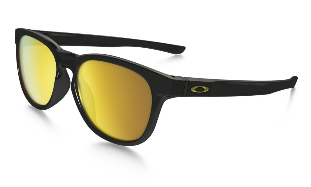 Oakley Stringer Polished Black 24K Iridium