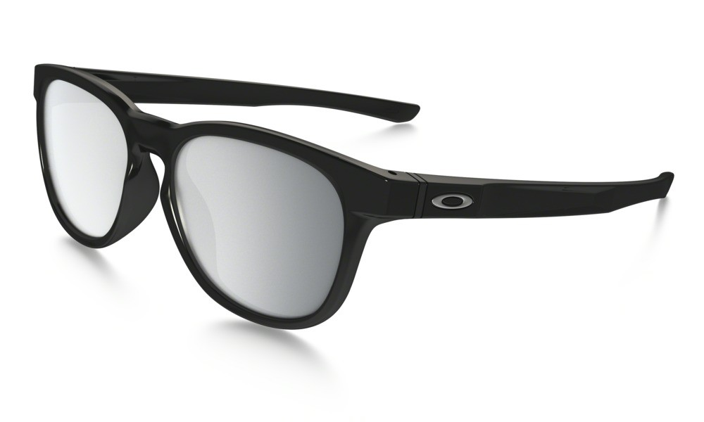 Oakley Stringer Polished Black Chrome Iridium