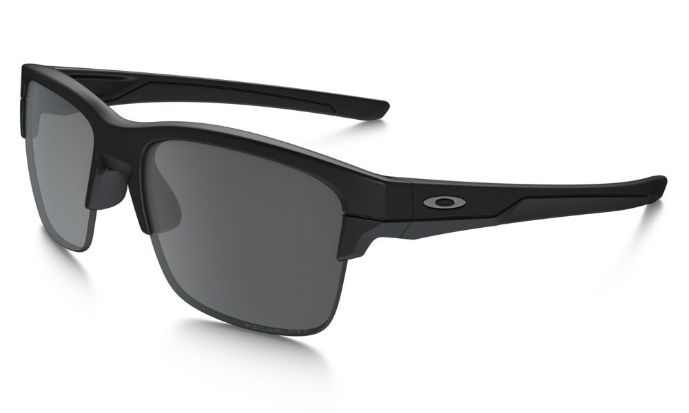 Oakley Thinlink Matte Black Black Iridium Polarized