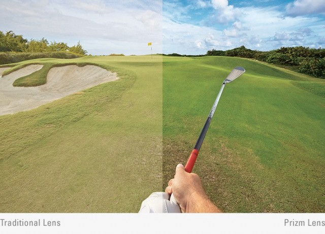 prizm golf