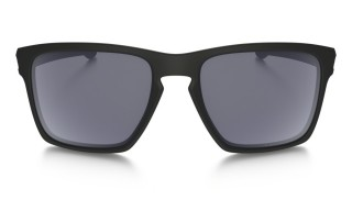Oakley Sliver XL Matte Black Grey Polarized č.2
