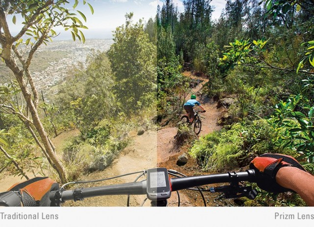 prizm trail technologie