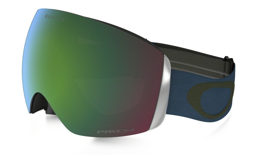 Oakley Flight Deck Legion Blue Green Prizm Jade Iridium