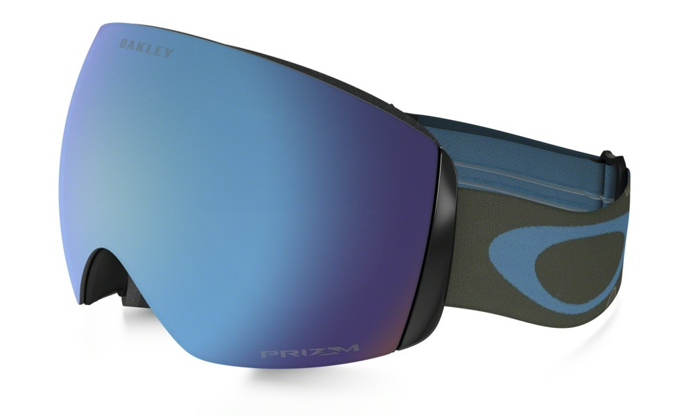 Oakley Flight Deck Military Recon Prizm Sapphire Iridium