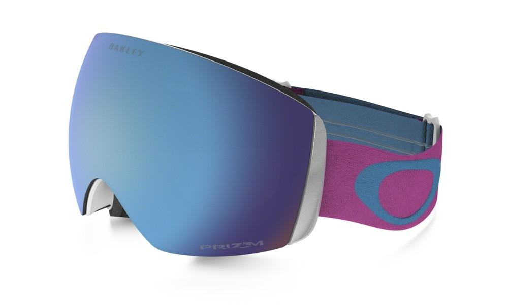 Oakley Flight Deck XM Rose Sapphire / Prizm Sapphire Iridium