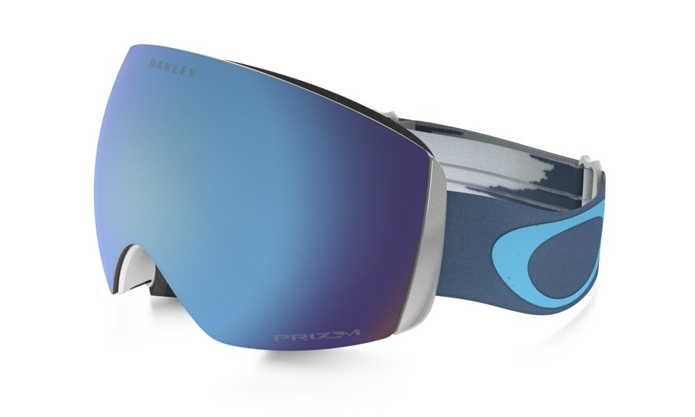 Oakley Flight Deck XM Wet Dry Blue / Prizm Sapphire Iridium