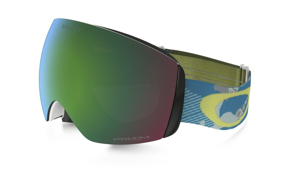 Oakley Flight Deck XM Gi Camo Blue / Prizm Jade Iridium