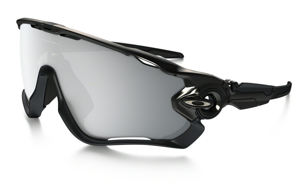 Oakley JAWBREAKER Polished Black Chrome Iridium