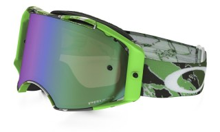 Oakley Airbrake Prizm MX Tomac Green