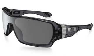 Oakley Offshoot Crystal Black/Black Iridium Polarized č.1