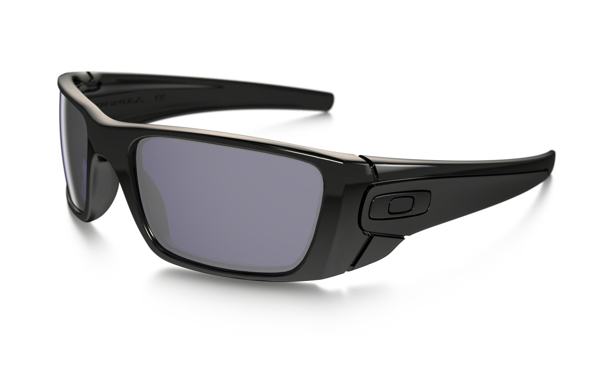 Oakley Fuel Cell Polished Black Warm Grey