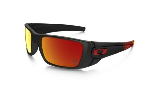 Oakley Fuel Cell Matte Black Ruby Iridium č.1