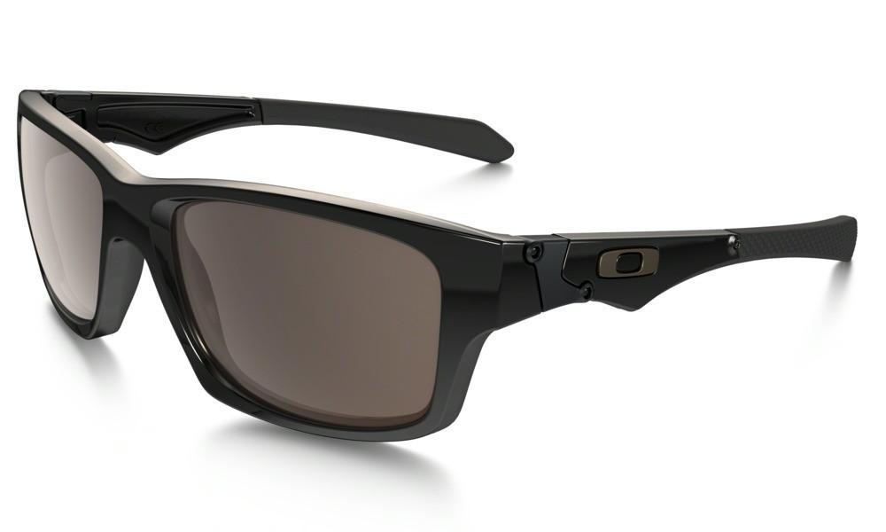 Sluneční brýle Oakley Jupiter Polished Black Warm Grey