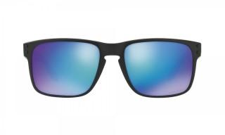 Oakley Holbrook Matte Black Prizm Sapphire Polarized