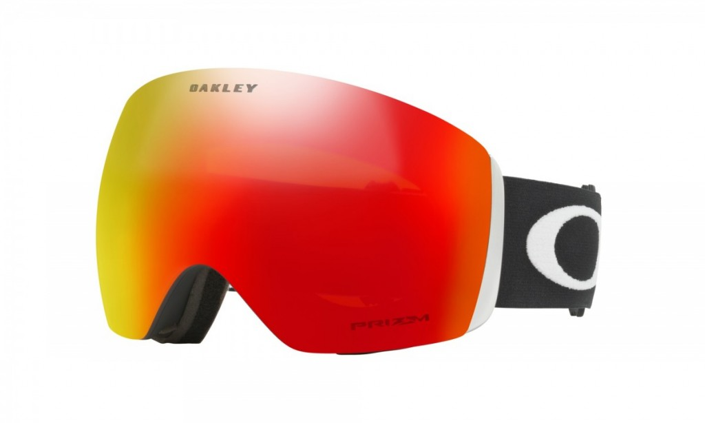 Oakley Flight Deck - Matte Black Prizm Snow Torch Iridium
